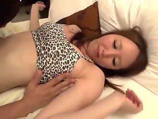 Ruka Ichinose Amazing Bedroom Hardcore Anal Sex