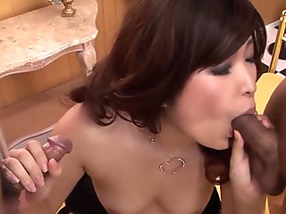 Sexy ass and busty babe finger fucked and pussy plugged with sex toys - More at