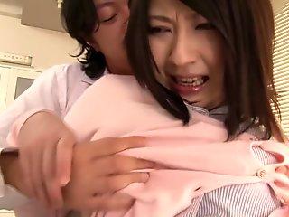 Incredible Japanese girl in Amazing HD, Teens JAV scene